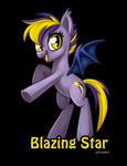 MLP: Bat Pony Template