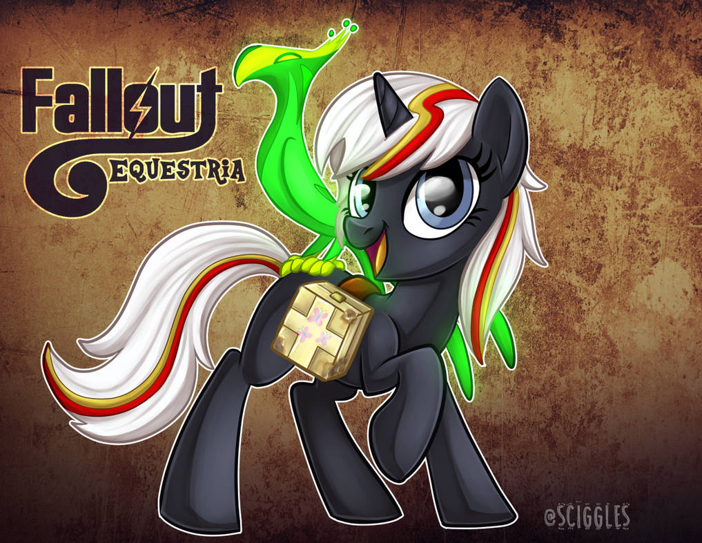 Fallout Equestria: Velvet Remedy