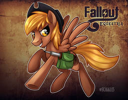 Fallout Equestria: Calamity by Sciggles