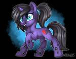 MLP Commission: Utubesponge Changeling Pony