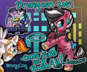 Bronycon 2019
