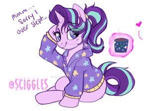 Wakey wakey Starlight