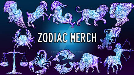 Zodiac Merch