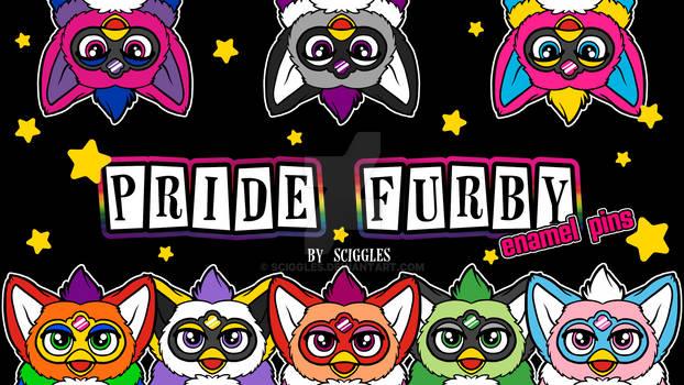KICKSTARTER: Furby Pride!
