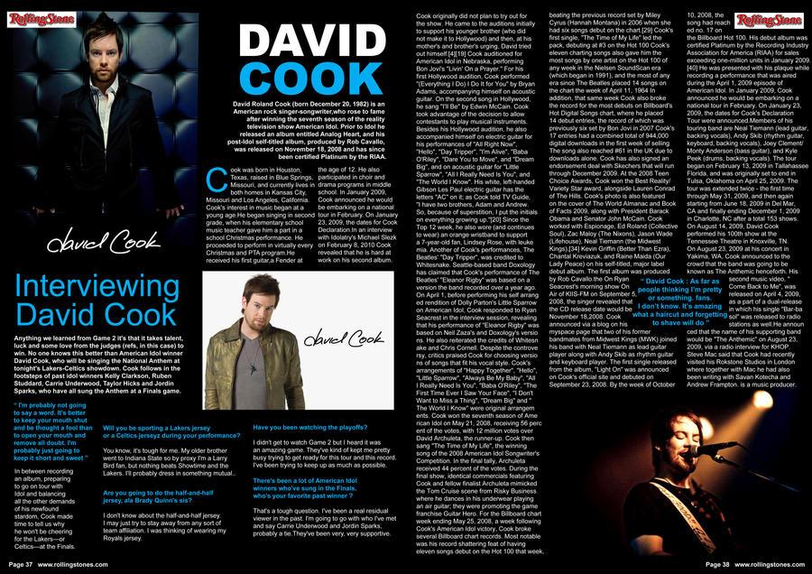 2 page magazine layout by Stevenzdk on DeviantArt