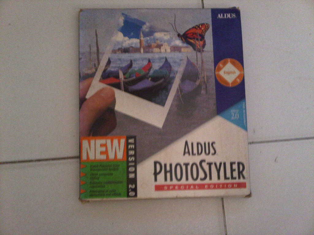 Aldus photostyler 2. 0 – best free antivirus firewall combination.