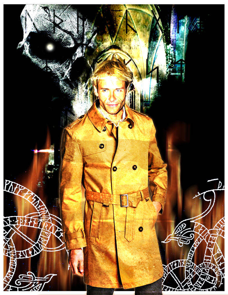 constantine by technoborg