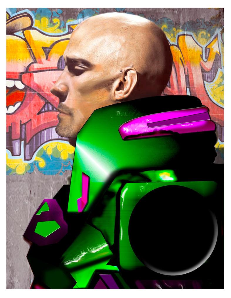 Lex Luthor by technoborg