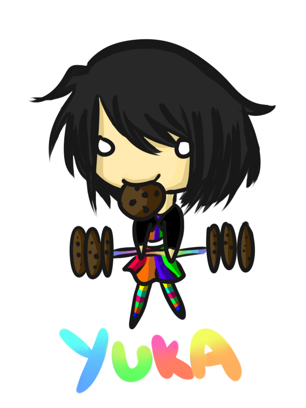 Cookie Barbell by SuperLazy7