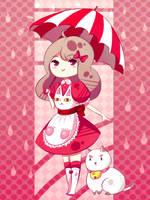 Bee and PuppyCat by SuperLazy7