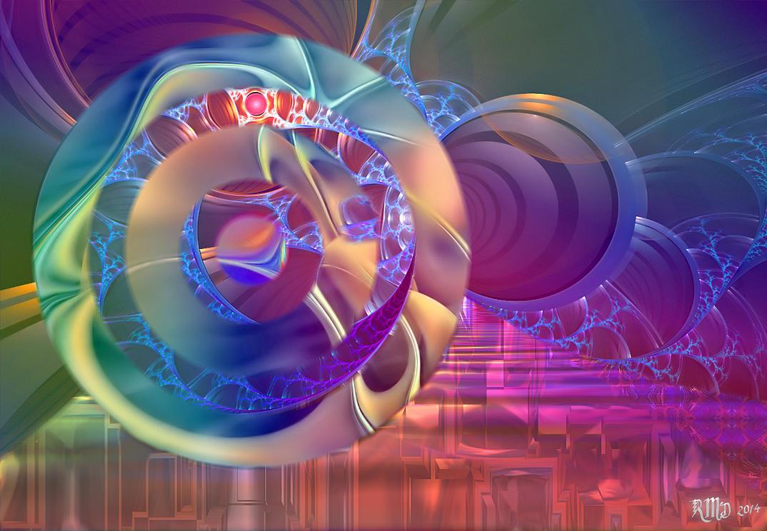 Feedback Meditation Flame Style by Artico621