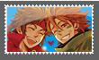 Sayuki stamp by PP201