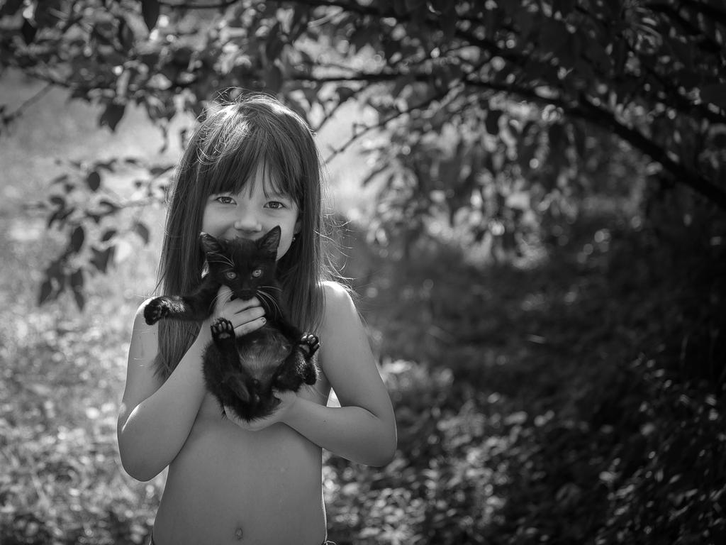 Meet my cat ^^ by oTckyku