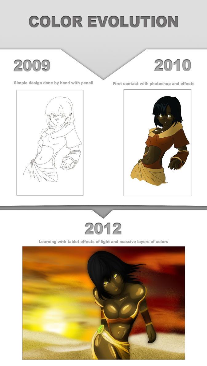 Color_Evolution - II by Jyuugo