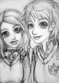 Angua and Sally