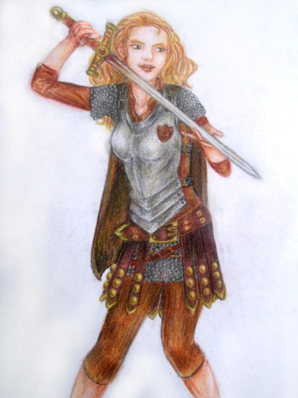 Ramona by xmallory08