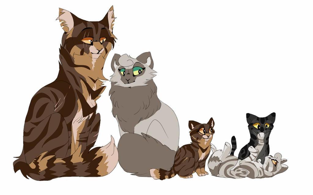 Warrior Cats Hail