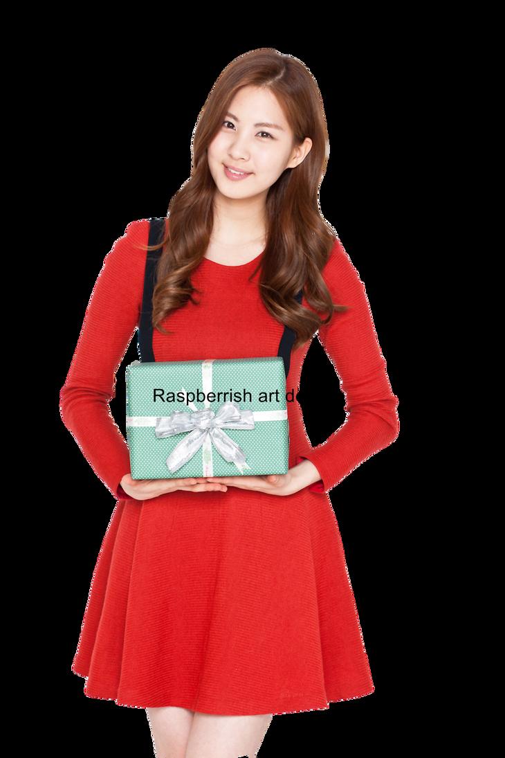 Seohyun PNG Raspberrish by raspberrishxiu