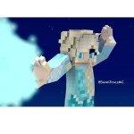 Minecraft Elsa by Elsa-and-Jack