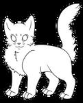 Free Chibi Cat Base