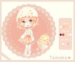 Tamako Ref. by wafuu-gaijin