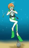 Love Live! Deeper Dive!? (pt2) [Commission]