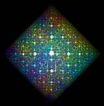 rainbow diamond