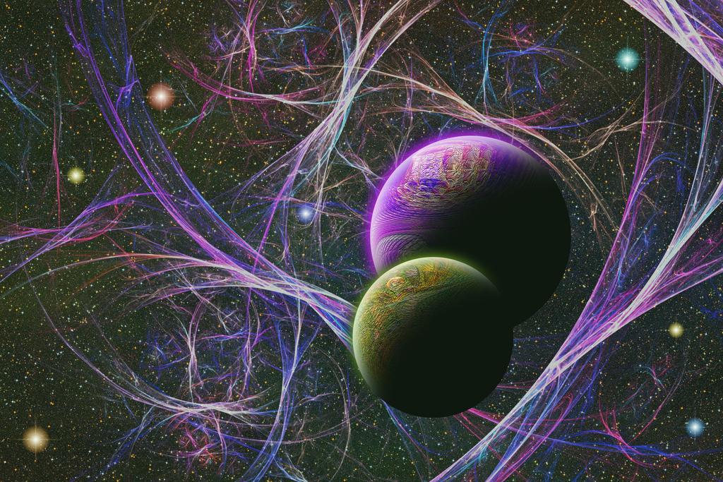 floraai nebula by tsahel