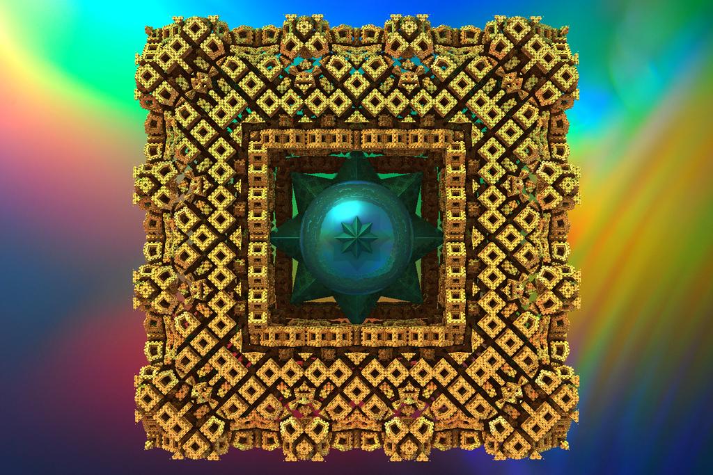 blue jewel by tsahel