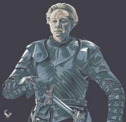 Brienne of Tarth by kyouzins