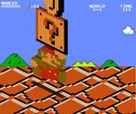 Mario 8-bit wallpaper