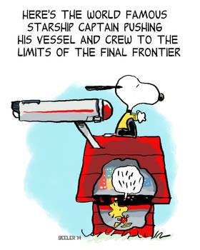 World Famous Starship Captain