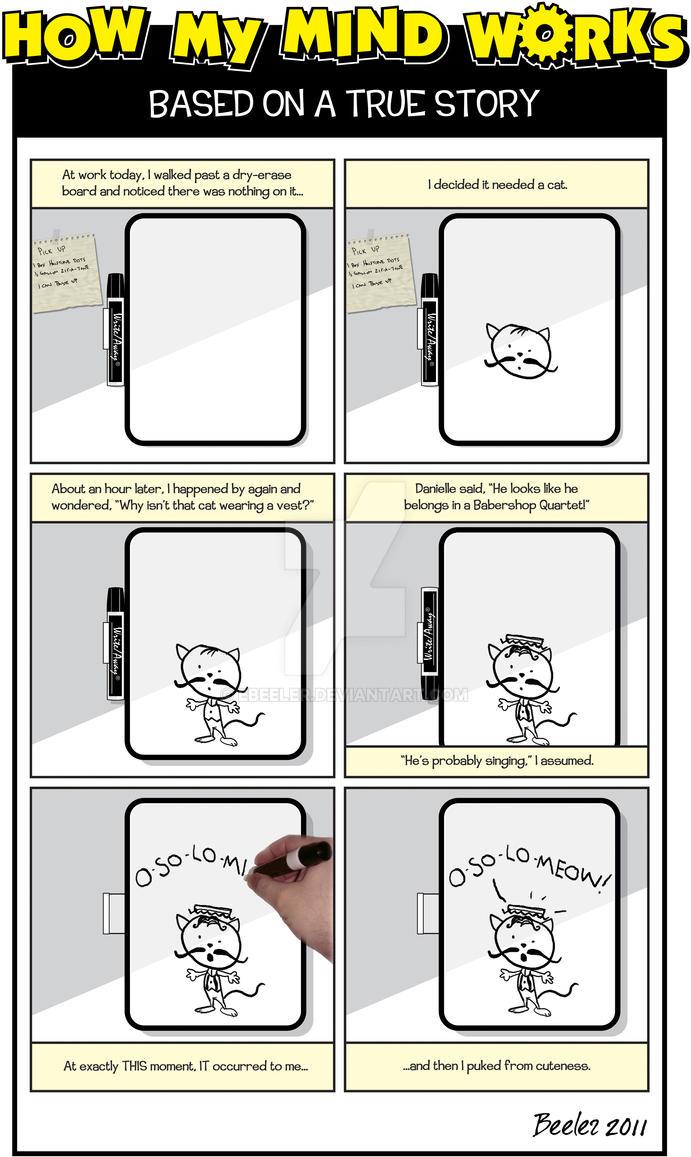 Comic Strip by EBeeler