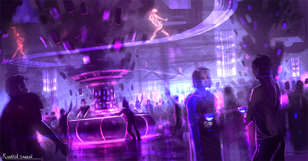 This party is out of this world! by ramtin-s