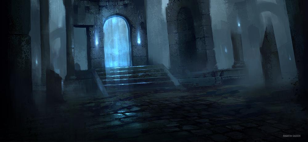 dark portal by ramtin-s
