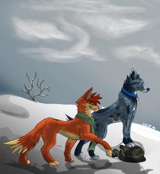 Winter's Bliss~ by addiedog