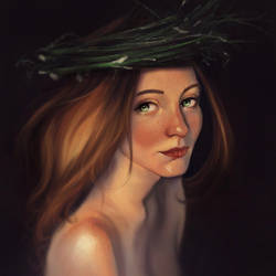 Portrait by JSmal