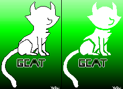 God Cat by YoshiSoren