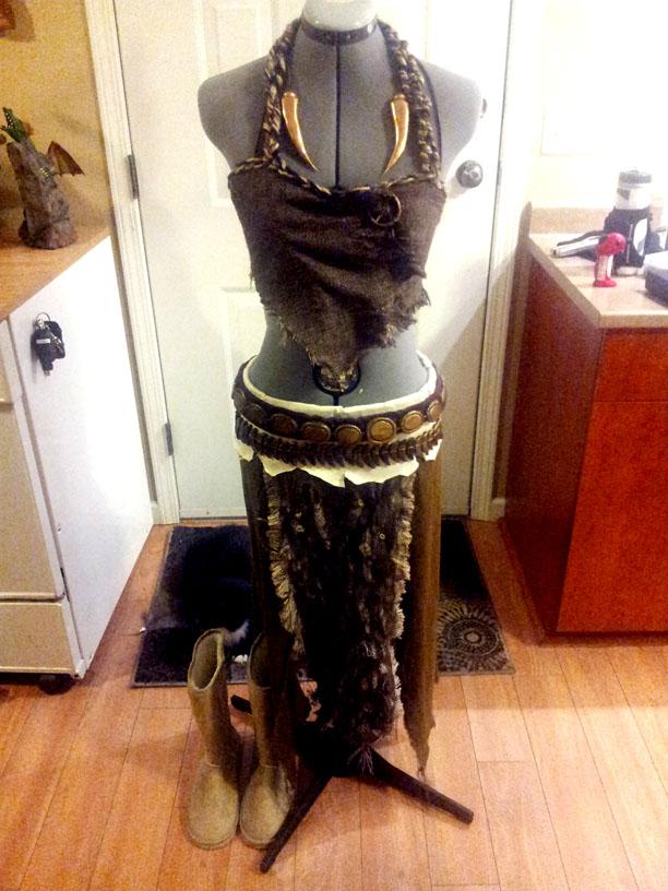 Daenerys - Belts - Front by Tarah-Rex