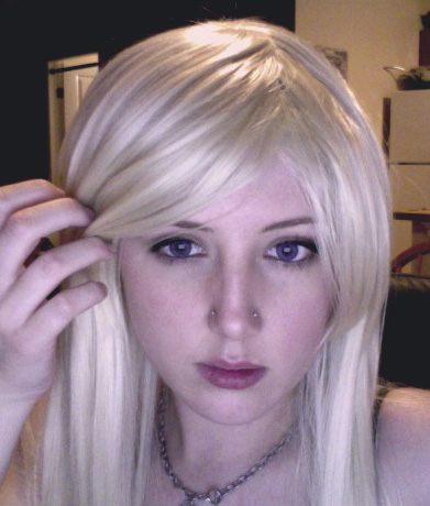 Daenerys Wig and Contacts by Tarah-Rex