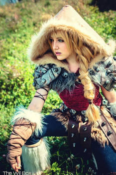Astrid How To Trian Your Dragon 2 Cosplay
