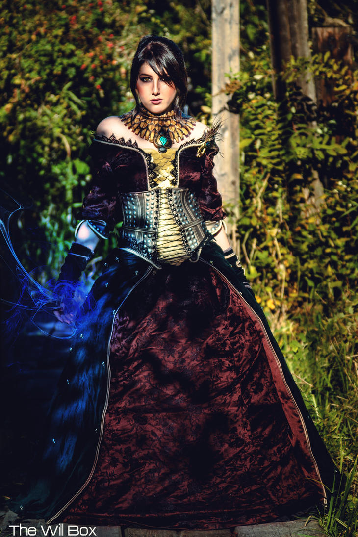 Morrigan - Dragon Age Inquisition Cosplay by Tarah-Rex