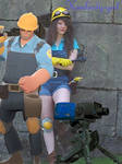 me and engie by kimberly-girl