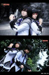 Before and After Contract - Homura Akemi