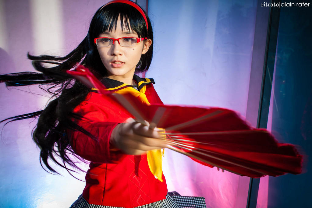 Yukiko Amagi Cosplay - Persona 4 by rae-yei