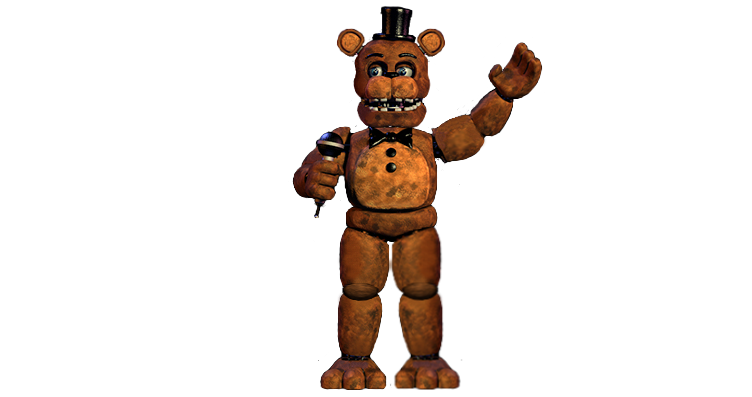 Unwithered Freddy by sammy2005 on DeviantArt