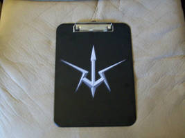 Code Geass Black Knights Clipboard by lawrencebrenner