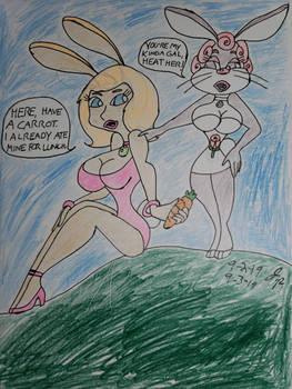 Heather And Rosebud