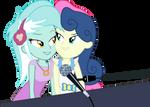Lyra and Bonbon Piano Duet