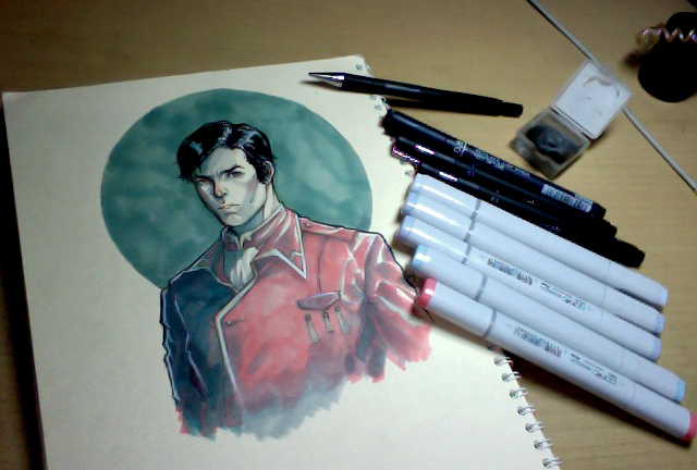 General Iroh marker by BryanValenza